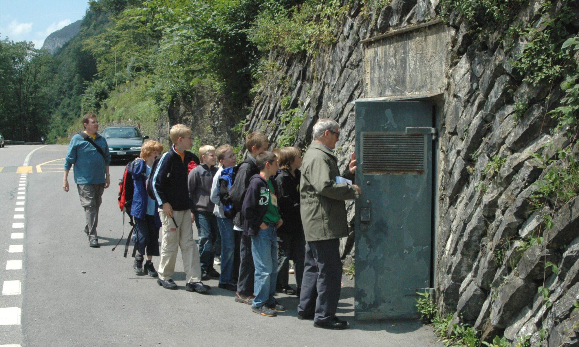 Stiftung Schwyzer Festungswerke